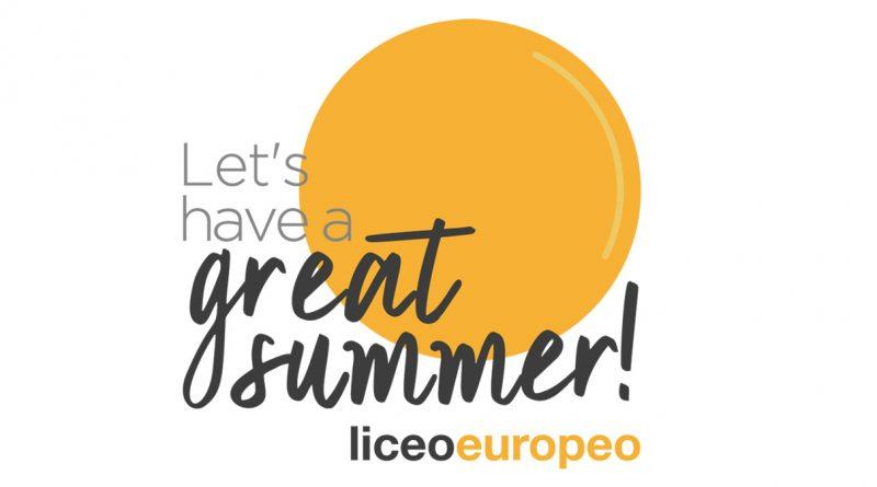 Campamentos de verano del Liceo Europeo