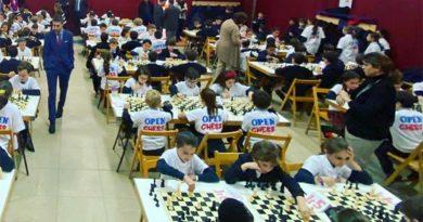 IV torneo Open Chess del Colegio Aldovea