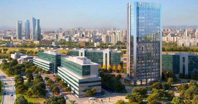 Torre de parque empresarial Adequa
