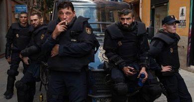 Antidisturbios: Mucho más que persecuciones policiales y porrazos