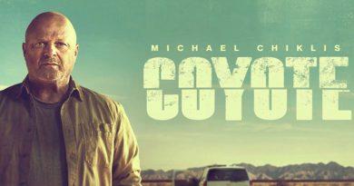 """""""Coyote"""", la esperada serie de AXN llega a las pantallas"""