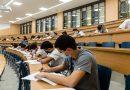 Las universidades mantienen los exámenes presenciales