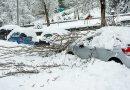 Donde reclamar los daños causados por la nevada