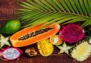 Frutas exóticas: beneficios importados