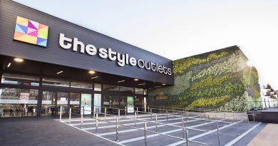 The Style Outlets se llena de arte y color de la mano de la artista Honolulu Studio