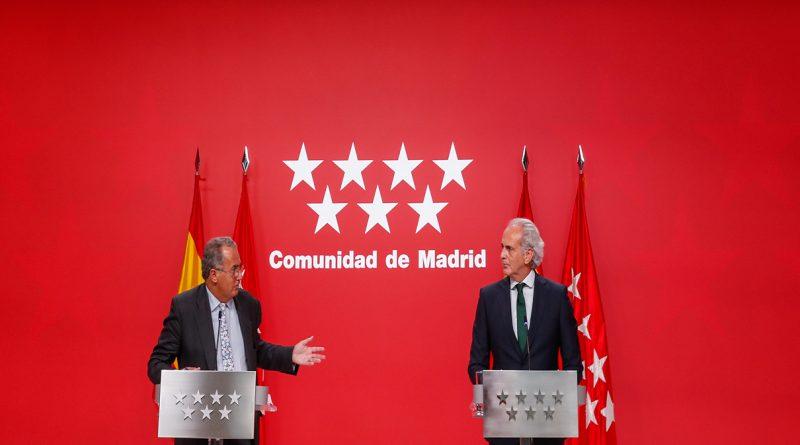 Último fin de semana con restricciones horarias para la hostelería y el ocio nocturno en la Comunidad de Madrid