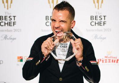 Dabiz Muñoz (Diverxo), elegido mejor cocinero del mundo
