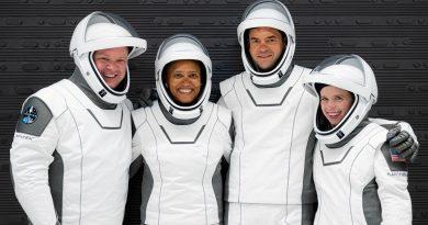 La primera misión espacial completamente civil despega al espacio
