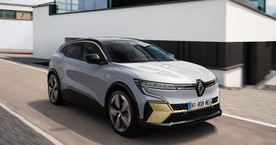 El Renault Mégane E-Tech Electric estará en el mercado el año que viene