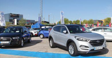 La XII Feria del Vehículo de Ocasión en Alcobendas expondrá coches desde 7.000 euros