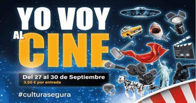 La Fiesta del Cine regresa a las salas con entradas a 3,5 euros