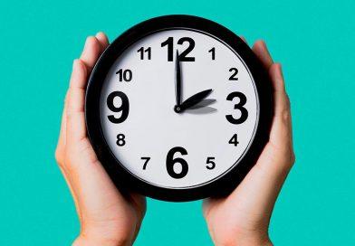 El 31 de este mes cambia el horario y entra el de Invierno